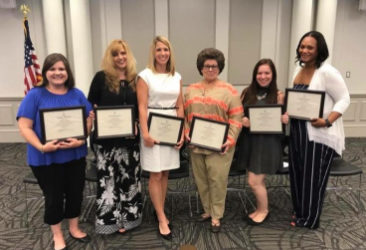 CASA Inducts 6 New Volunteers